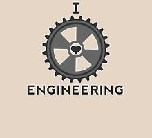 I Love Engineering Unisex T-Shirt