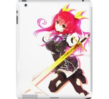 Stella Vermillion iPad Case/Skin