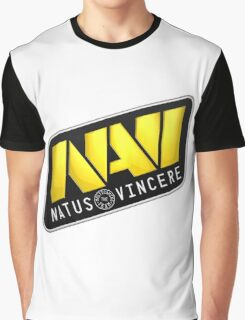 Na'Vi logo Graphic T-Shirt