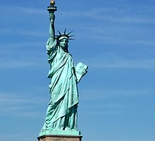 Statue of Liberty by Aase