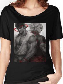 Ryu Ken Women's Relaxed Fit T-Shirt