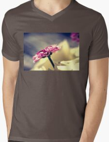Standing out  Mens V-Neck T-Shirt