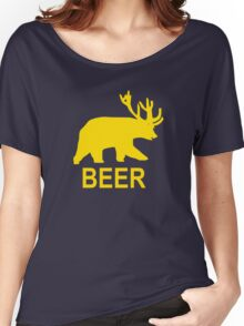 Life Is Strange – Beer Hoodie, Trevor, Max Caufield Women's Relaxed Fit T-Shirt