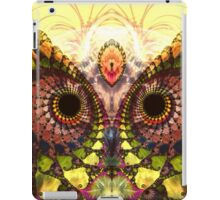Fractal Owl iPad Case/Skin