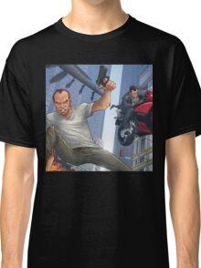 GTA 5 Artwork  Classic T-Shirt