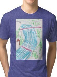 Aare Tri-blend T-Shirt