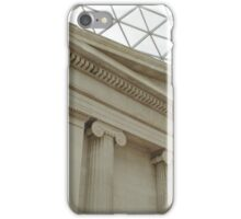 Roman Pillars In The Great Court iPhone Case/Skin