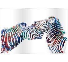Technicolor fight Poster