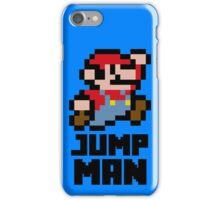 Mario Jump Man iPhone Case/Skin