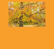 Autumn's Golden Glory - Maple Tree in Fall Attire Unisex T-Shirt
