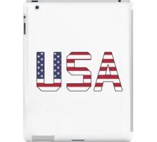 USA (Large) iPad Case/Skin