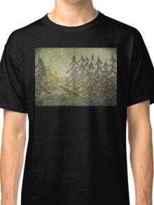 North Wind Calls Classic T-Shirt