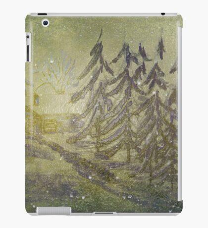North Wind Calls iPad Case/Skin