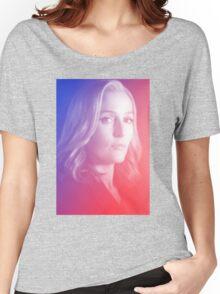X-files Dana Scully sticker Women's Relaxed Fit T-Shirt