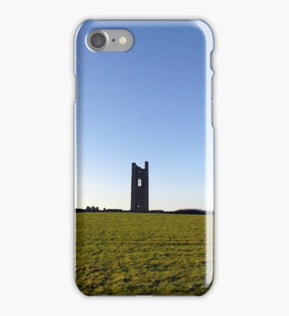 Yellow Steeple iPhone Case/Skin