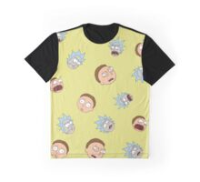 Ricks and Morties Graphic T-Shirt