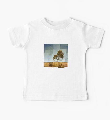 Abstract Landscape Baby Tee