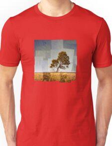 Abstract Landscape Unisex T-Shirt