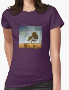 Abstract Landscape Womens T-Shirt