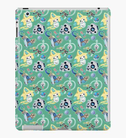 Steel Types - Pokemon - Patterned iPad Case/Skin