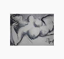 Fervent - Female Nude Unisex T-Shirt