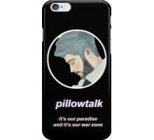 Pillowtalk Zayn iPhone Case/Skin