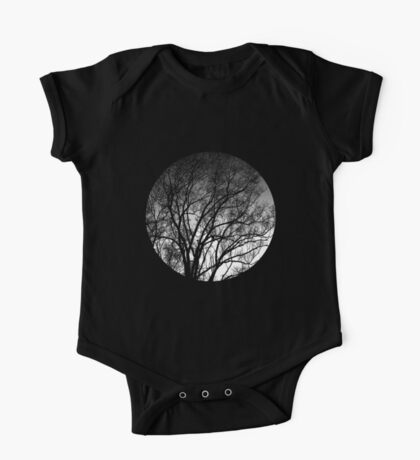 Nature into me! - Black One Piece - Short Sleeve