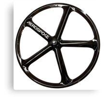 Aerospoke Wheel Canvas Print
