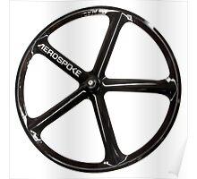 Aerospoke Wheel Poster