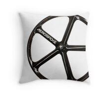 Aerospoke Wheel Throw Pillow