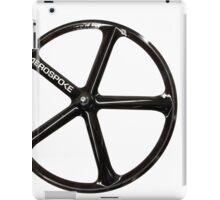 Aerospoke Wheel iPad Case/Skin
