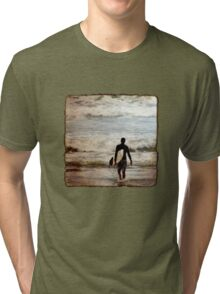 Heading Out Tri-blend T-Shirt