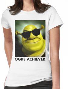 Shrek: Ogre Achiever Womens Fitted T-Shirt