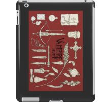 Vampire Hunt iPad Case/Skin