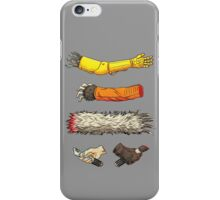 Casualties of Wars iPhone Case/Skin