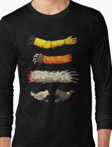 Casualties of Wars Long Sleeve T-Shirt