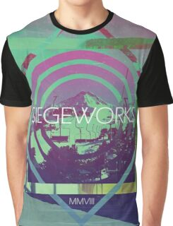 Siegeworks Polyscape: Mountains Graphic T-Shirt