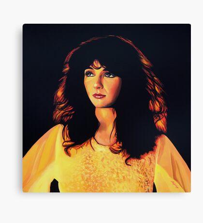 Kate Bush Painting Canvas Print