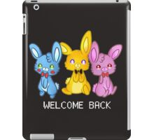 Five Nights At Freddy's 3 Welcome Back iPad Case/Skin