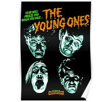 THE YOUNG ONES Nasty Poster