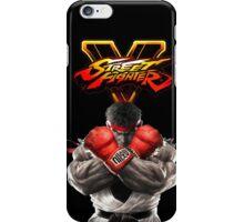 SFV Ryu Street Fighter V iPhone Case/Skin