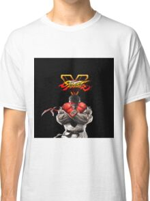 SFV Ryu Street Fighter V Classic T-Shirt