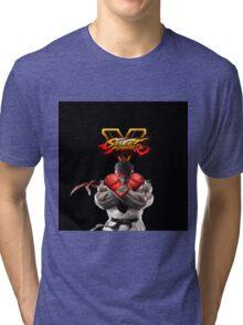 SFV Ryu Street Fighter V Tri-blend T-Shirt