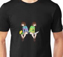 Undertale - Frisk and Chara Unisex T-Shirt