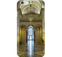 Los Angeles City Hall Rotunda and Hall iPhone Case/Skin