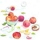 Peaches and Nectarines by Robert Scholten