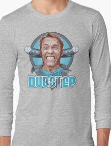 Dubstep Arnie Long Sleeve T-Shirt