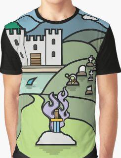 Fantasy landscape Graphic T-Shirt