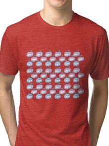 Dyed Beans Tri-blend T-Shirt
