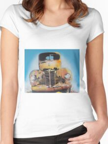 Rusty Gold 2 Women's Fitted Scoop T-Shirt